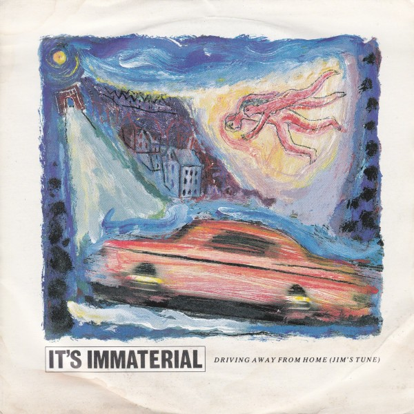 ITS IMMATERIAL