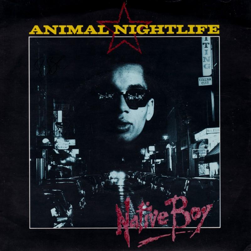 ANIMAL NIGHTLIFE NATIVE BOY