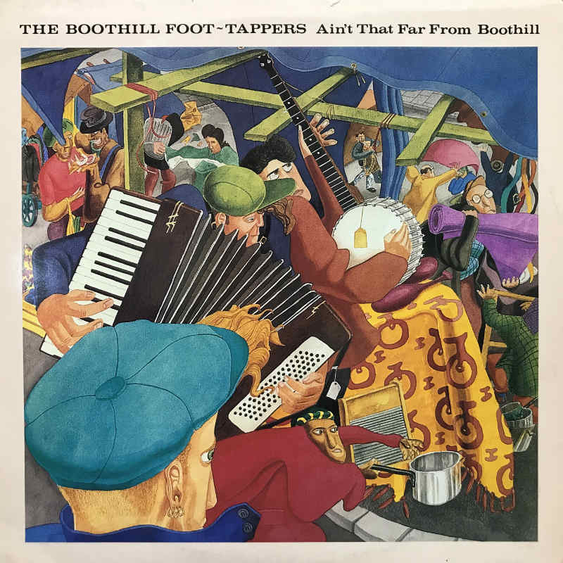 BOOTHILL FOOT TAPPERS