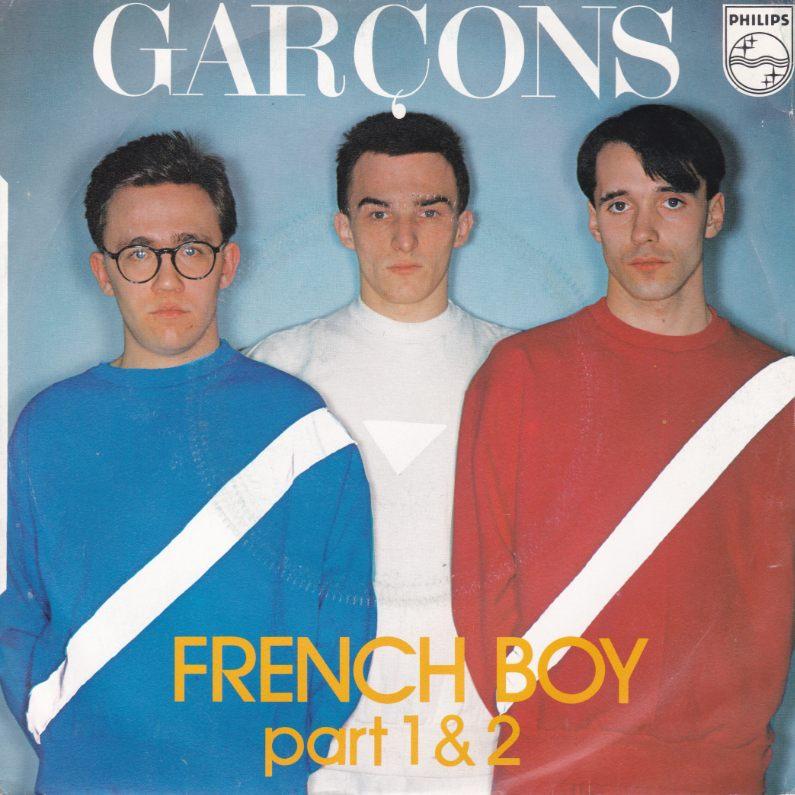 GARCONS FRENCH BOY