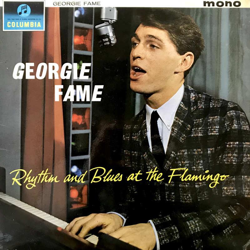 GEORGIE FAME RHYTHM BLUES AT THE FLAMINGO