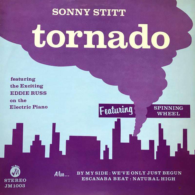 SONNY STITT - TORNADO1