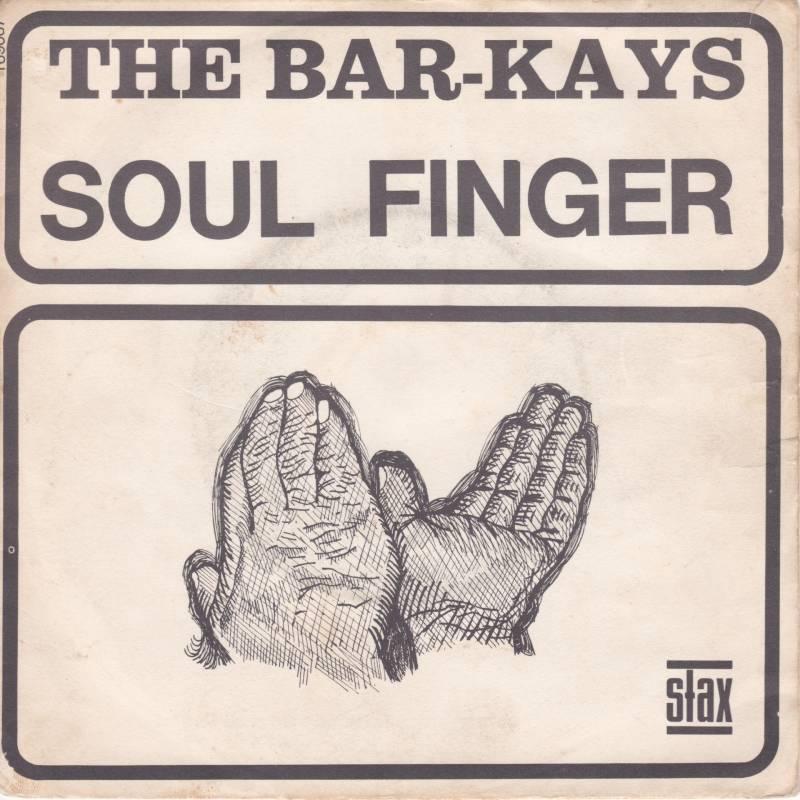 THE BAR KAYS SOUL FINGER