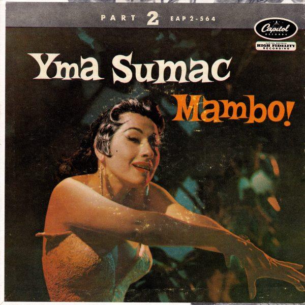 YMA SUMAC MAMBO 1