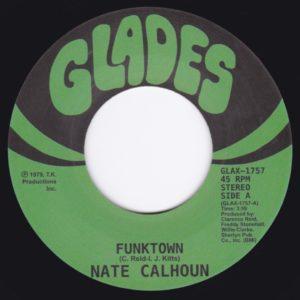 NATE CALHOUN FUNKTOWN