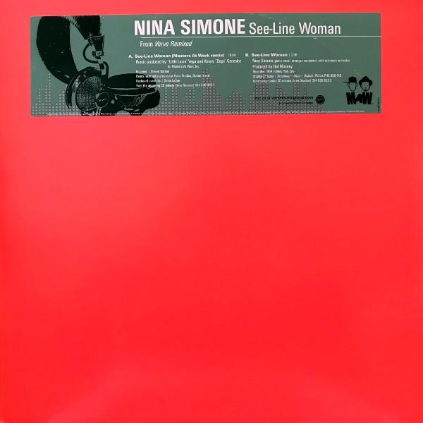 NINA SIMONE SEE LINE WOMAN