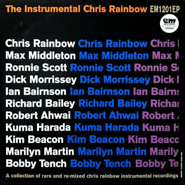 CHRIS RAINBOW