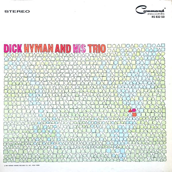 DICK HYMAN TRIO