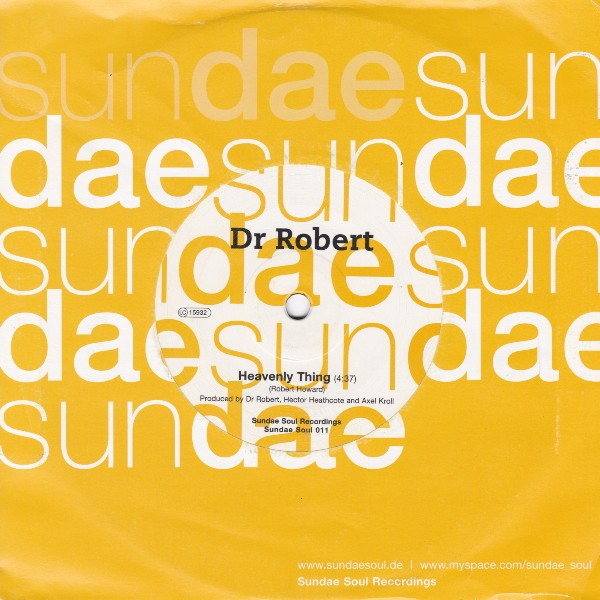 DR ROBERT HEAVENLY THING