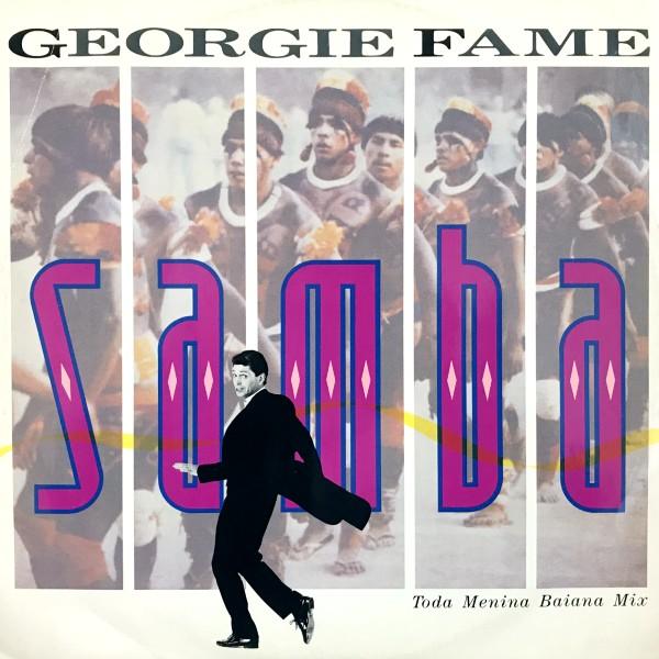 GEORGIE FAME SAMBA 1
