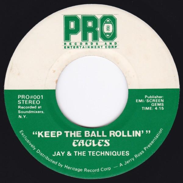 KEEP THE BALL ROLLIN EAGLES