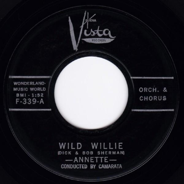 ANNETTE WILD WILLIE