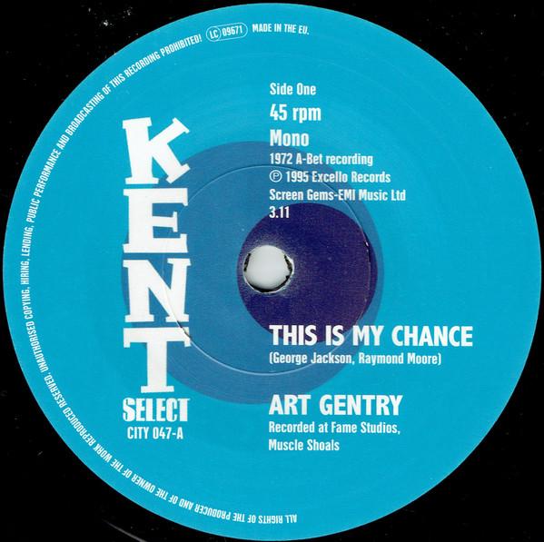 ART GENTRY