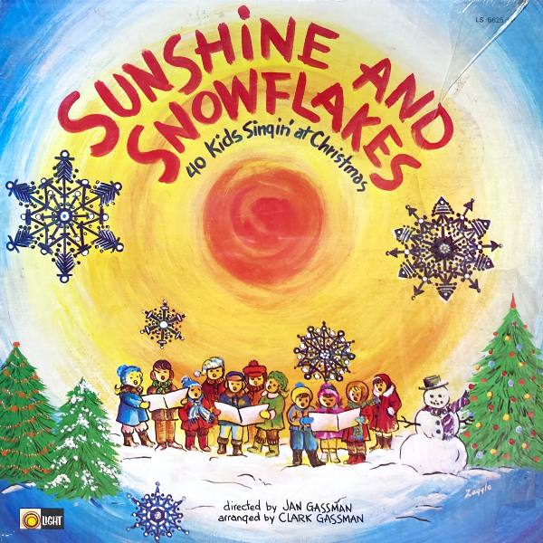 SUNSHINE AND SNOWFLAKES