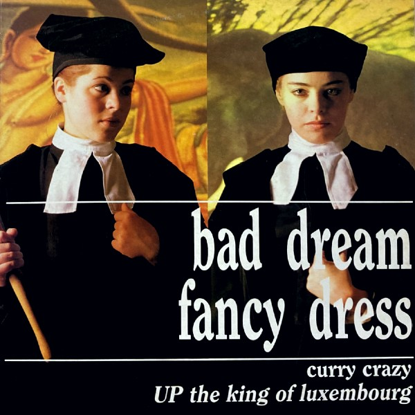 BAD DREAM FANCE DRESS CURRY CRAZY