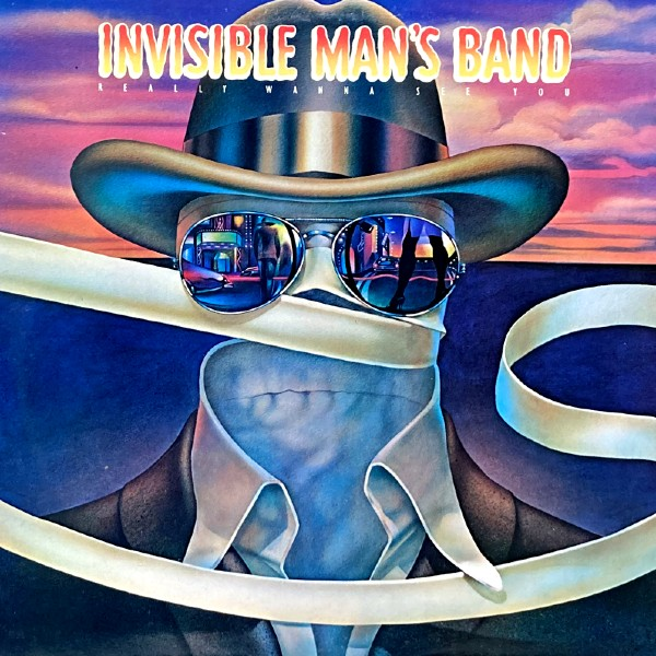 INVISIBLE MANS BAND