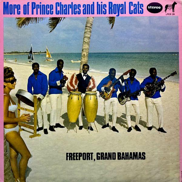 PRINCE CHARLES AND HIS ROYAL CATS
