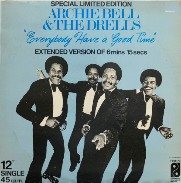 ARCHIE BELL THE DRELLS