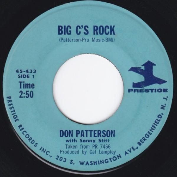 DON PATTERSON