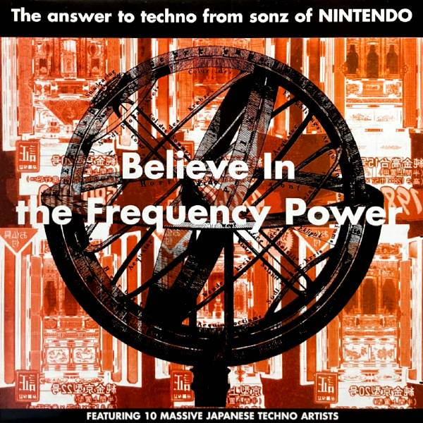 BELIEVE IN THE FREQUENCY POWER
