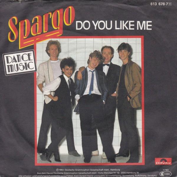 SPARGO DO YOU LIKE ME
