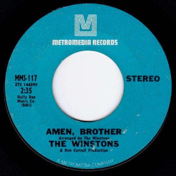 AMEN BROTHER