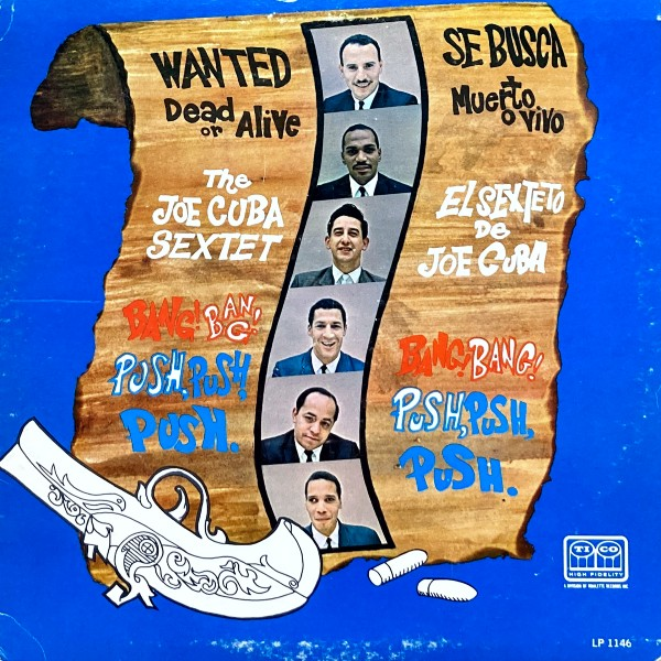 JOE CUBA SEXTET