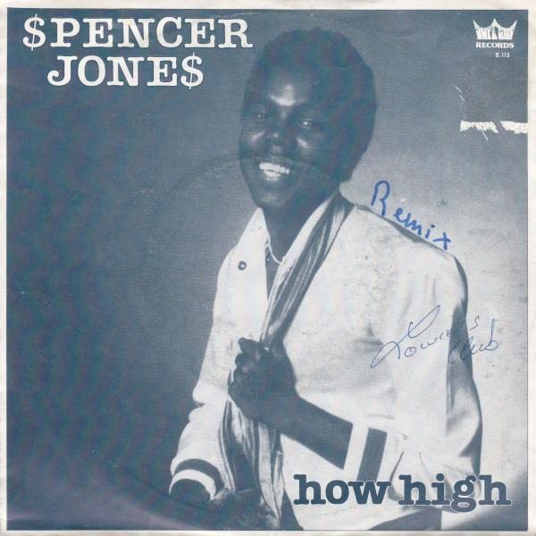 SPENCER JONES
