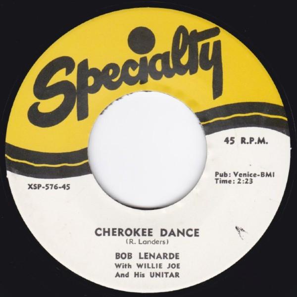 CHEROKEE DANCE 1