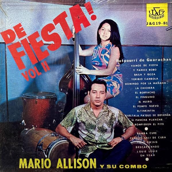 MARIO ALLISON DE FIESTA