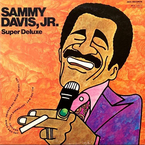 SAMMY DAVIS JR SUPER DELUXE