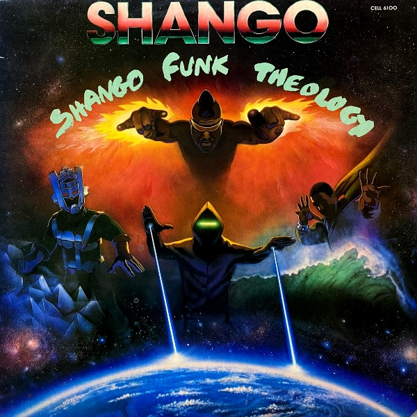SHANGO FUNK THEOLOGY