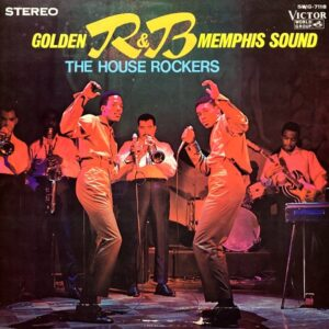 THE HOUSE ROCKERS