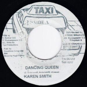 KAREN SMITH DANCING QUEEN