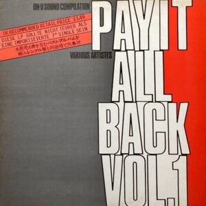 PAY IT ALL BACK VOL1